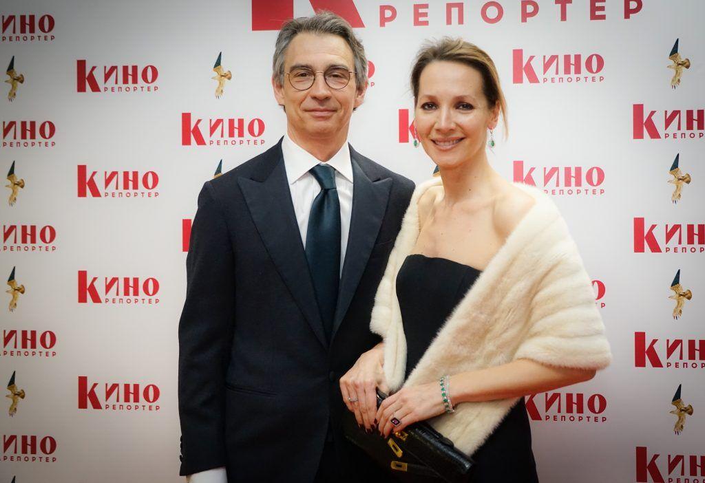 Антон и Дарья Златопольские