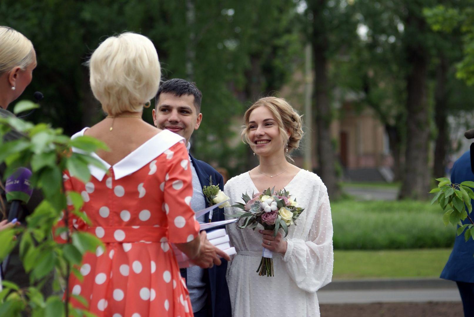 ЗАГС, свадьба
