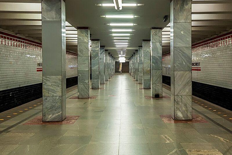 Станция «Рязанский проспект»