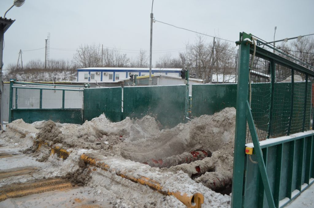 уборка снега, Снегодробилка
