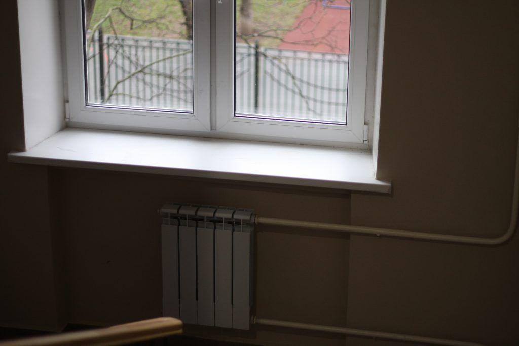 капремонт, пластиковые окна