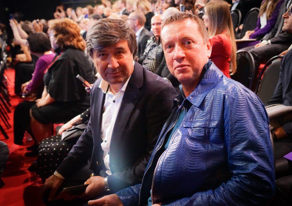 Юрий Растегин и Игорь Гатин