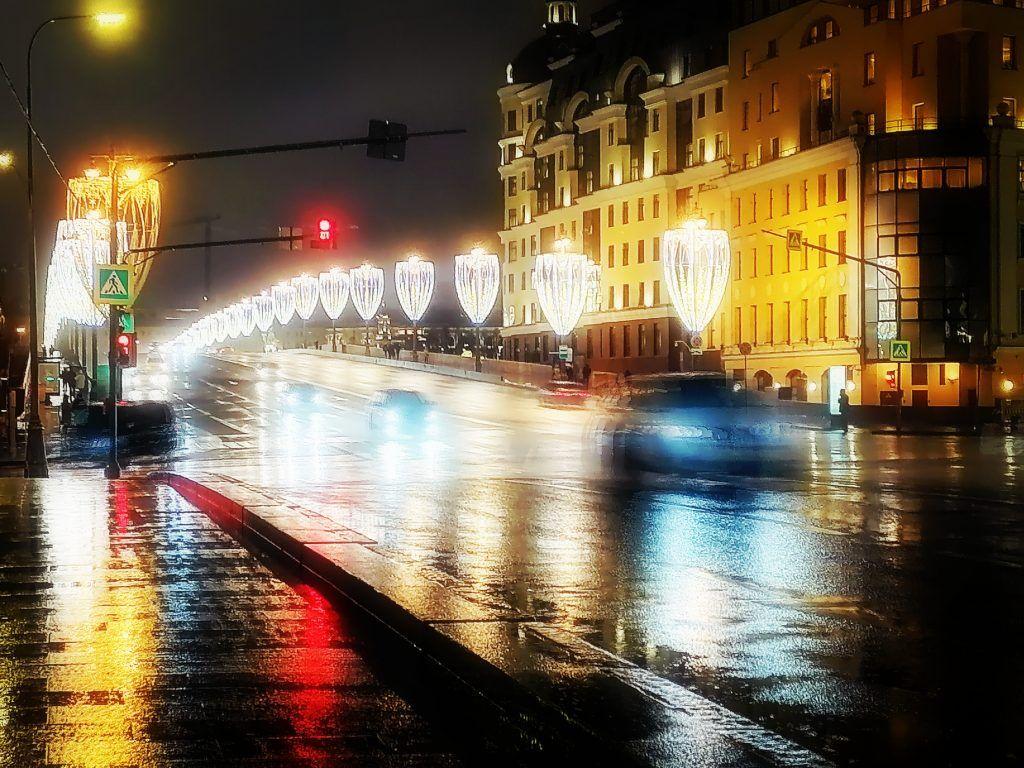 подсветка, украшение Москвыподсветка, украшение Москвы
