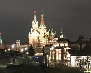 украшение Москвы, новый год