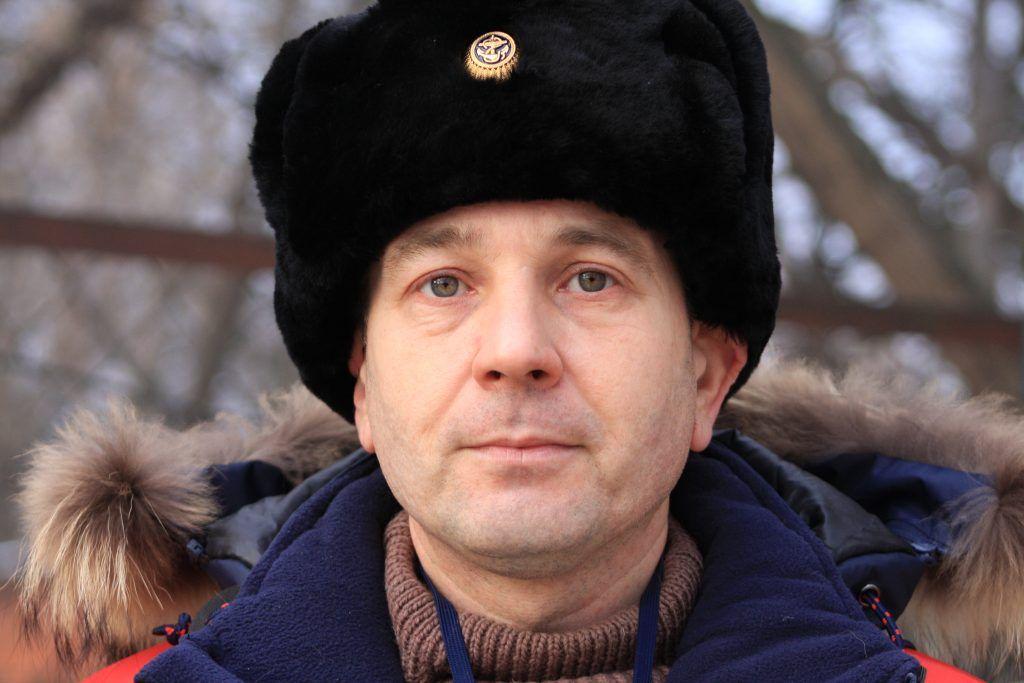 Павел Воробьев, спасатели, праздник, крещение, лед