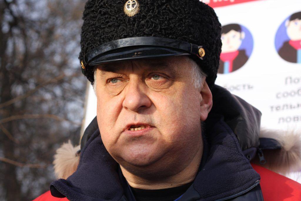 Сергей Ежов, спасатели, праздник, крещение, лед