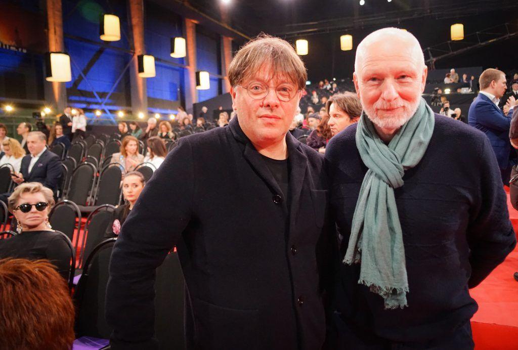 Валерий Тодоровский и Владимир Гудилин