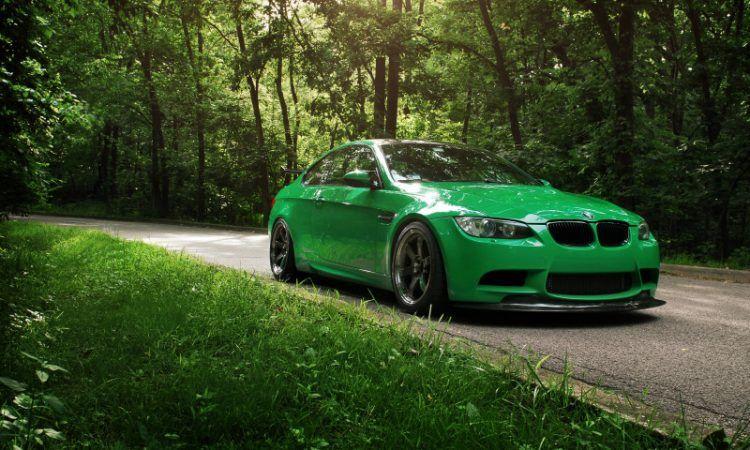День зеленого цвета