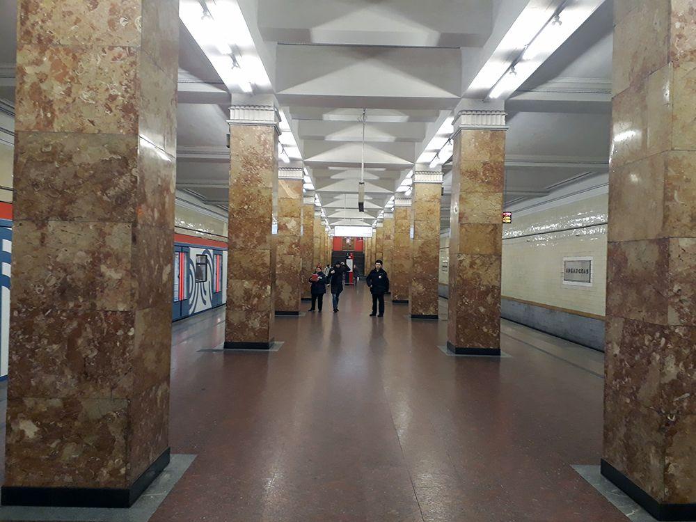 Станция «Арбатская»