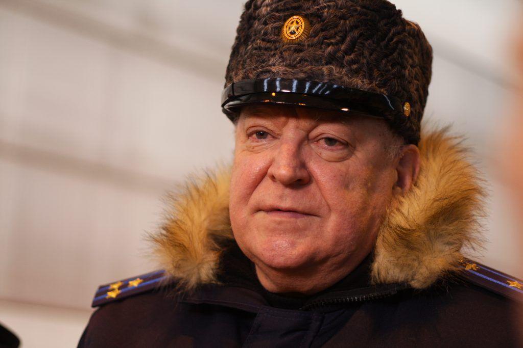 Алексей Петухов, полковник авиации