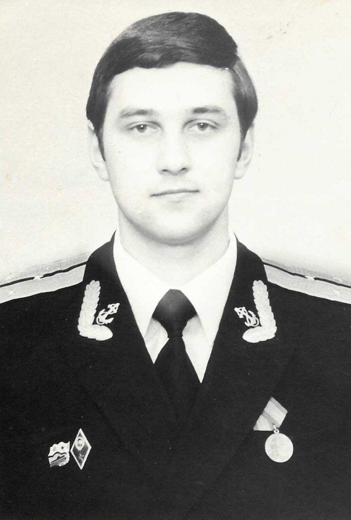 Сергей Николаевич Ежов