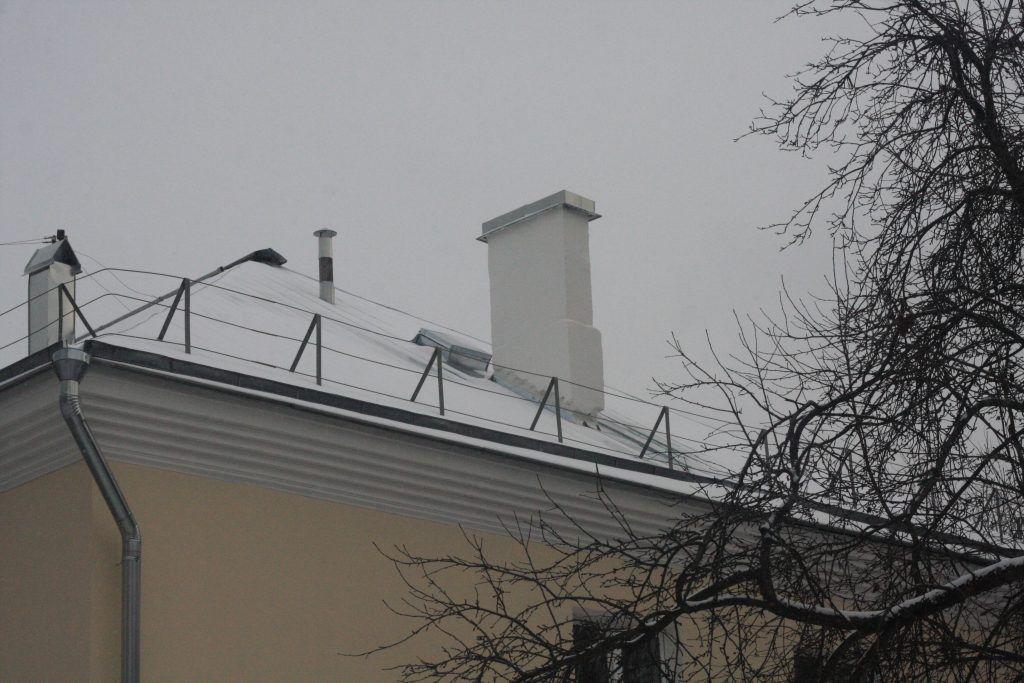 Курьяново , капремонт, крыша