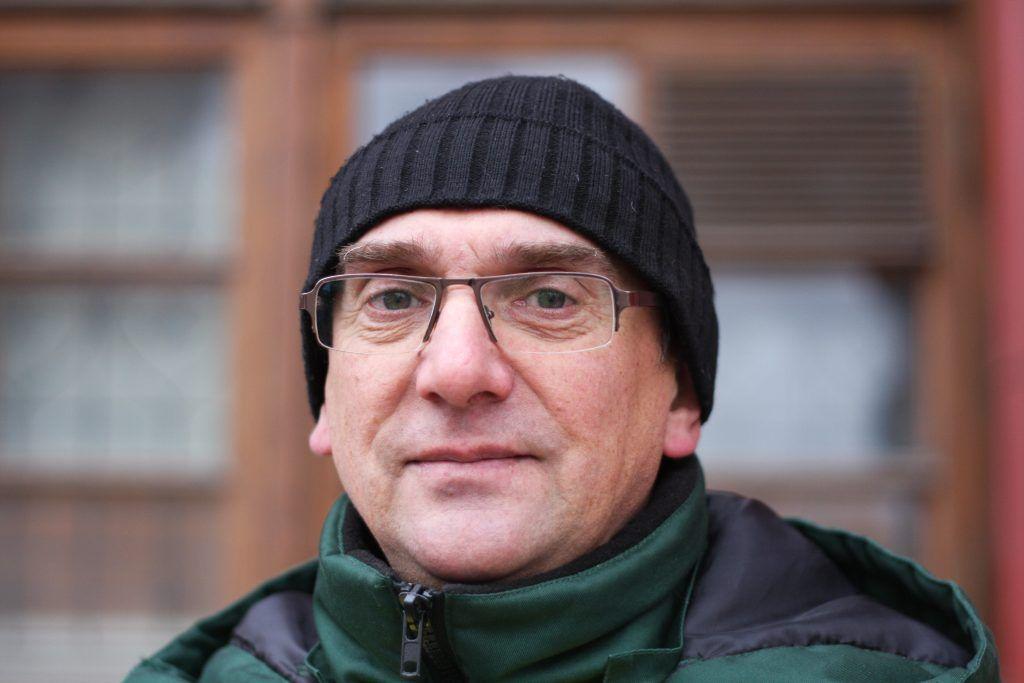 Игорь Арьков, начальник первого эксплуатационного района РЭК-1