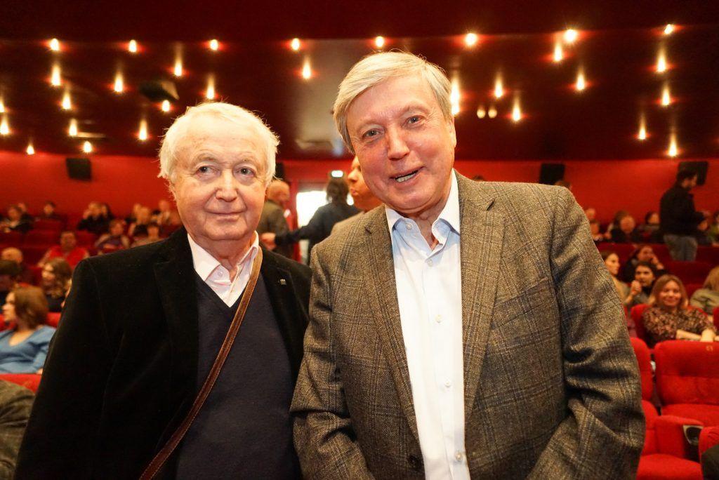 Леон Измайлов и Сергей Худяков