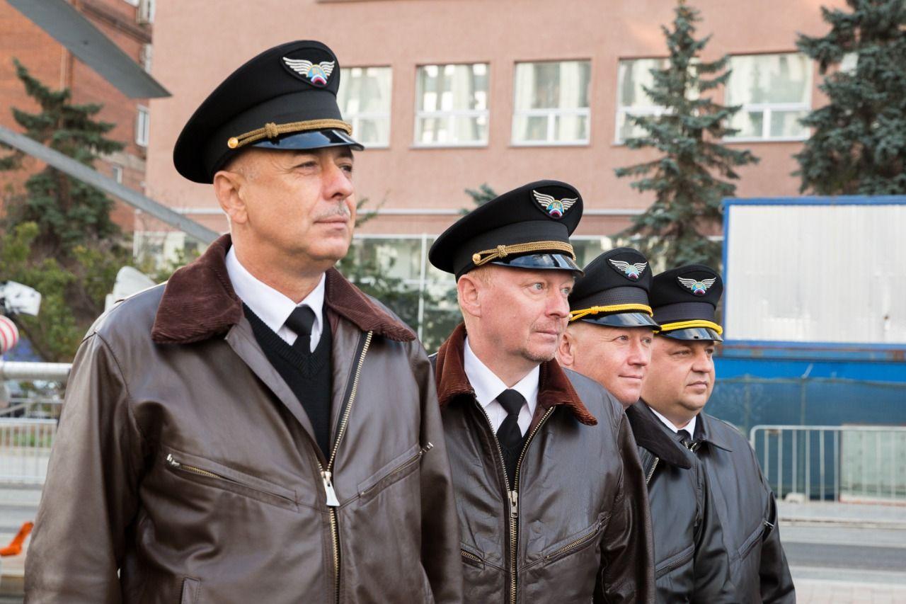 пилоты МАЦ