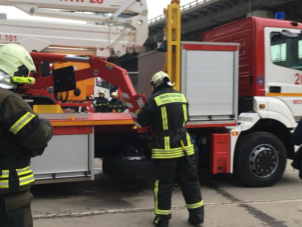 Пожарно-спасательный отряд, спасатели, Спайдер