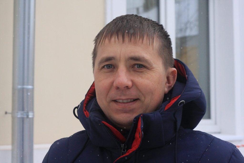 Павел Едриванов, капремонт