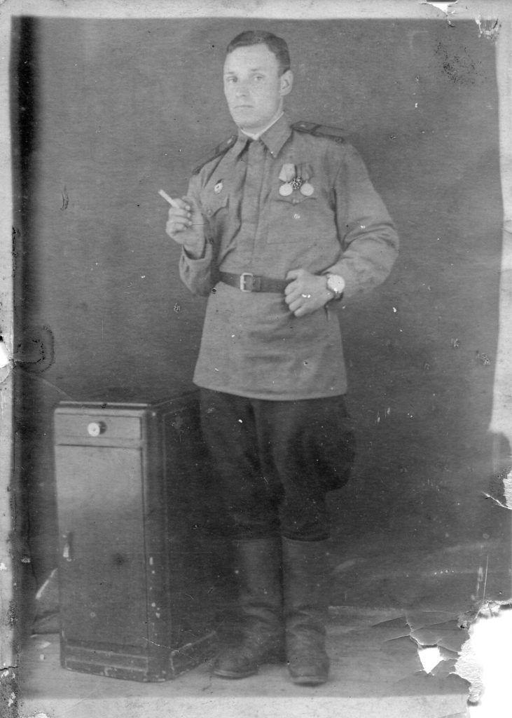 Иван Сапронов