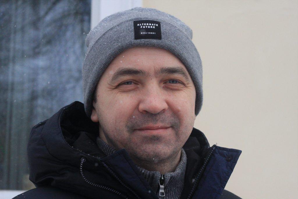 Сергей Геннадьевич Рогожин, капремонт