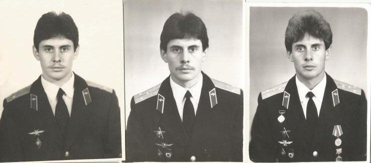 Олег Катальшев, Афганистан, пилот