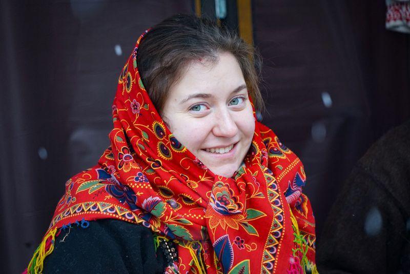 Московская Масленица, блины, праздник, весна в Москве