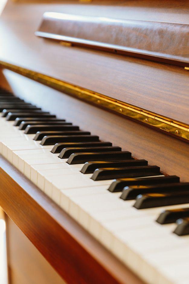 пианино, соль