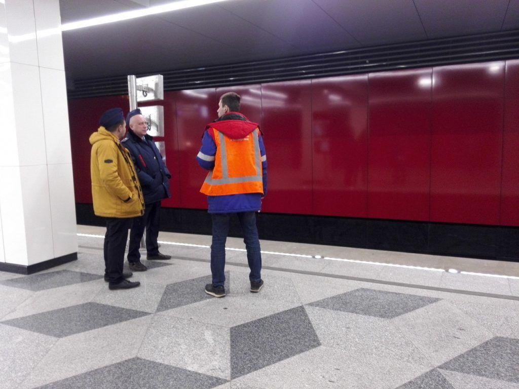 метро, Некрасовка