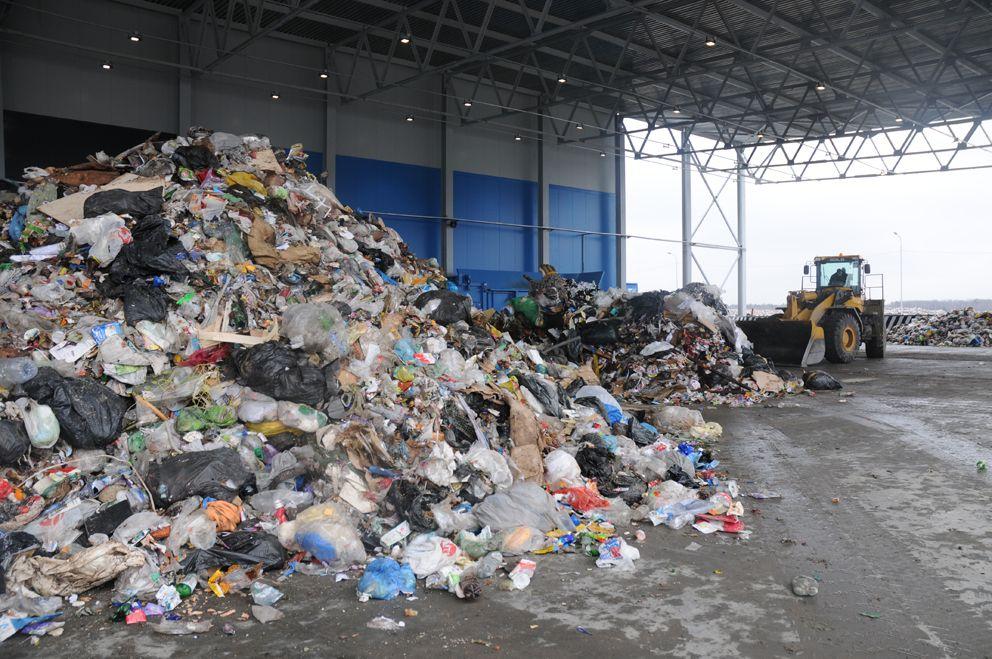 мусор, КПО Восток