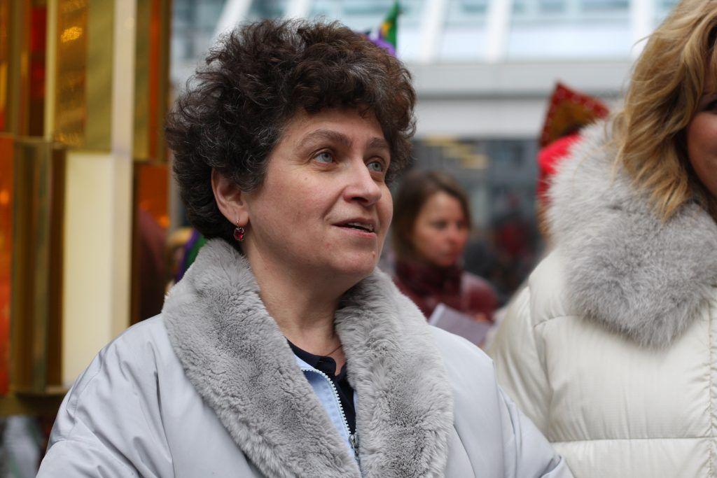 Главный врач Морозовской детской больницы Елена Петряйкина