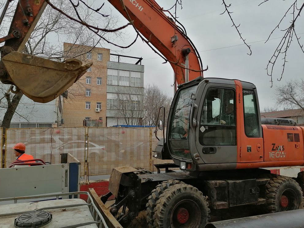 ГУП Мосводосток, ремонт
