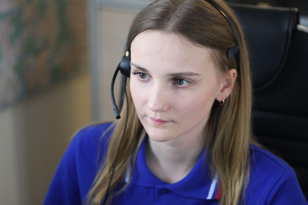 Ирина Черкасова, служба 112