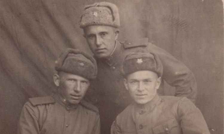 Поляков молодой
