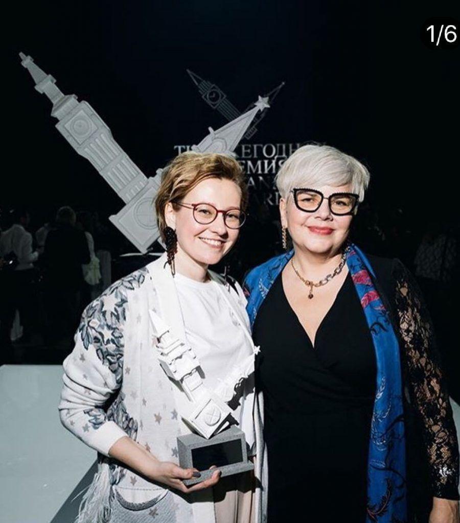 Комиссар «Бессмертия» Алиса Прудникова и Милена Орлова