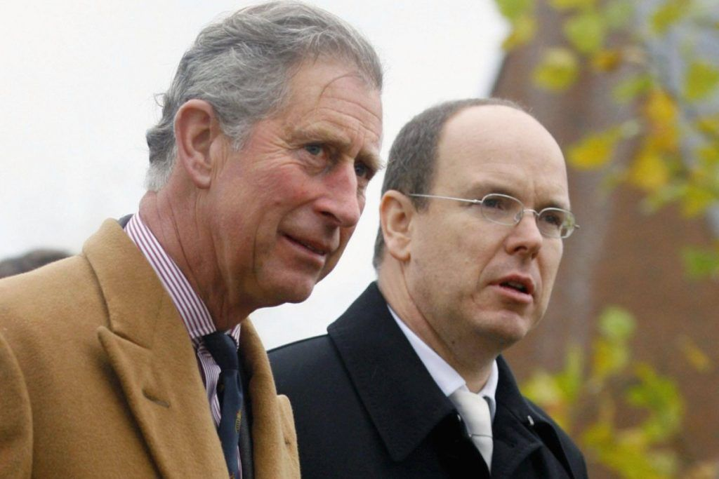 Принц Чарльз и Князь Альберт
