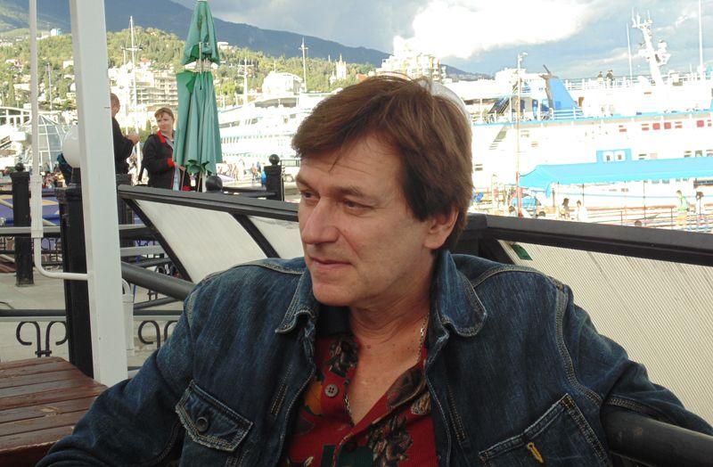 Игорь Карташев на Телекинофоруме «Вместе» в Ялте-c