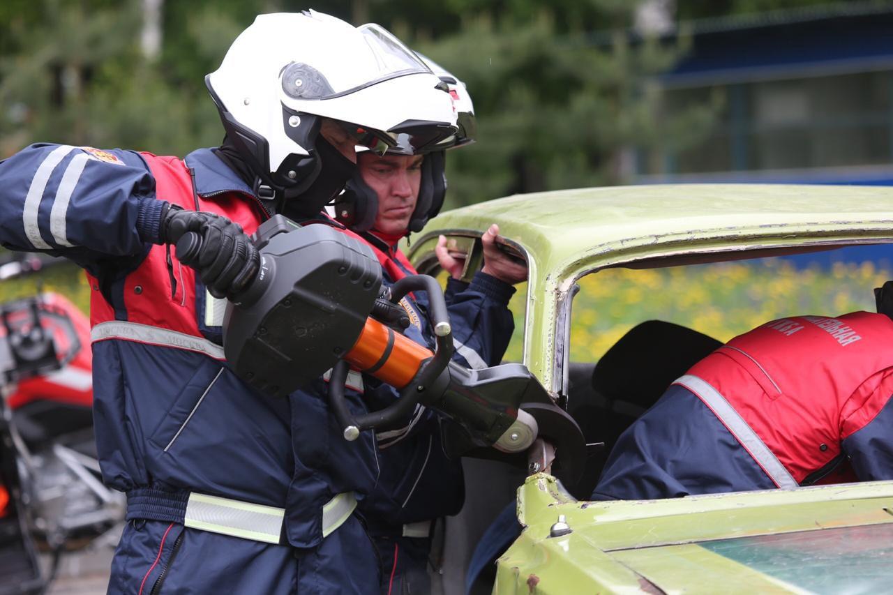 спасатели, мотоспасатели