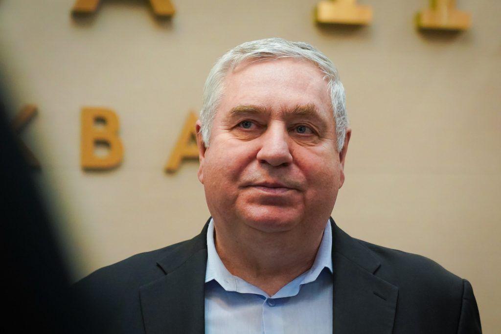 Николай Абрамченков, служба 112, спасатели