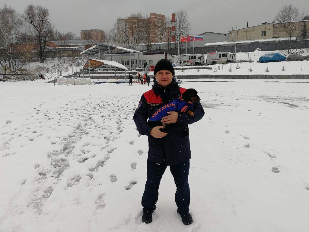 станция Троицкая, спасатели, Роман Сорокин