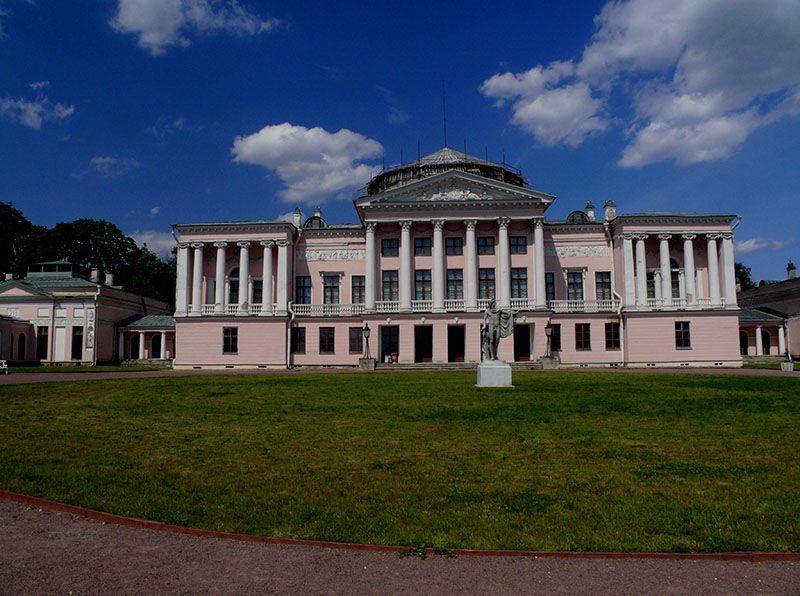 Музей-усадьба «Останкино»