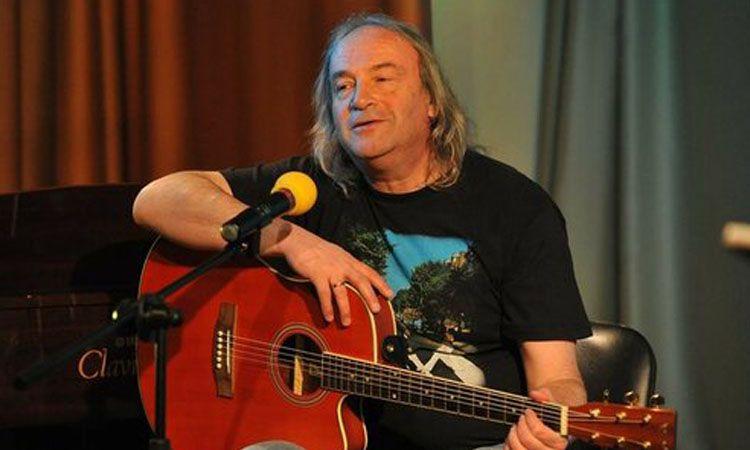 Музыкант Юрий Давыдов
