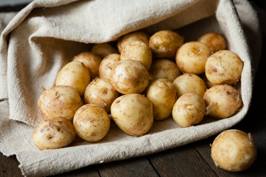 картошка