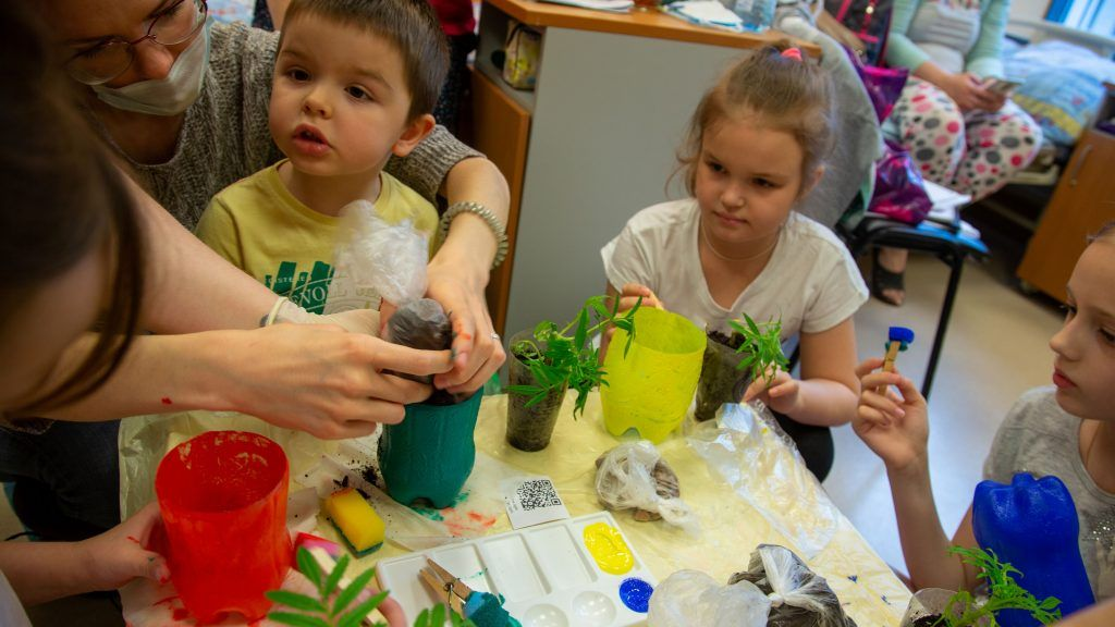 Морозовская детская больница, день защиты детей
