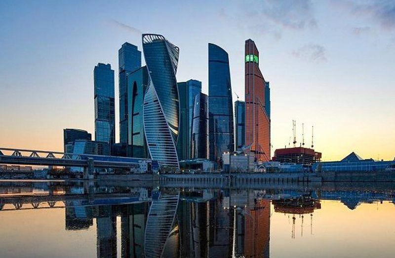 Город, Москва-Сити