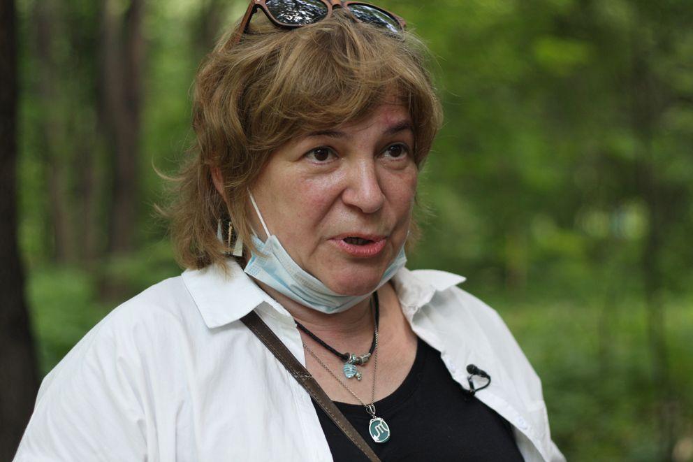 Юлия Макагонова, руководитель пресс-службы ГБУ «Доривест»