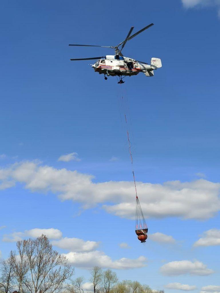 Пилот МАЦ, МАЦ, спасатели, пожарные
