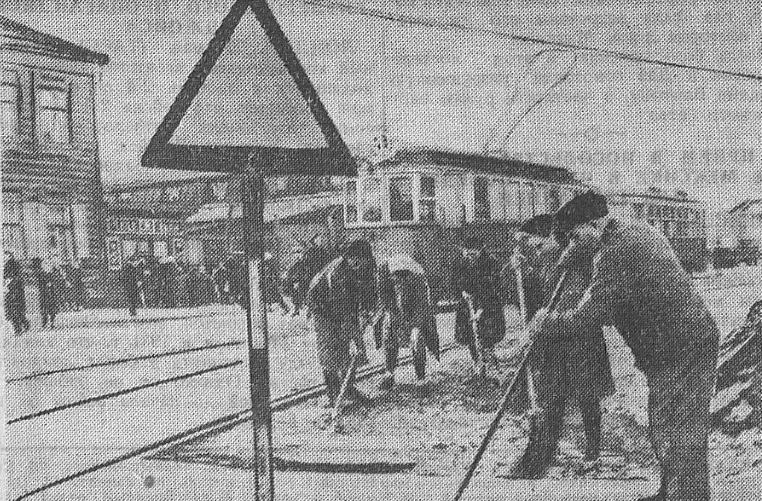 Симоновский вал 1945 г.
