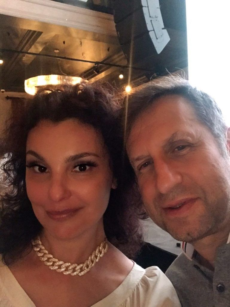 Анна Субботина и Александр Вулых