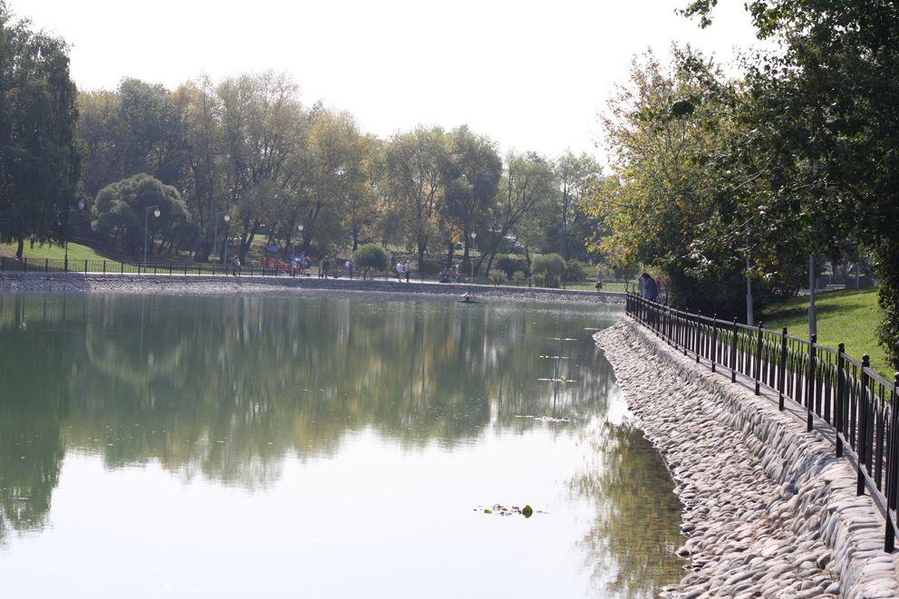 Дегунинский пруд