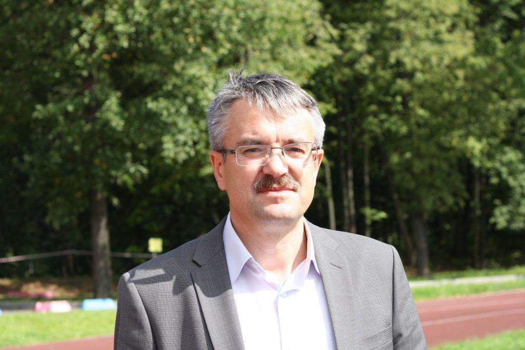 Дмитрий Скоркин,  заместитель руководителя Департамента по делам ГОЧСиПБ