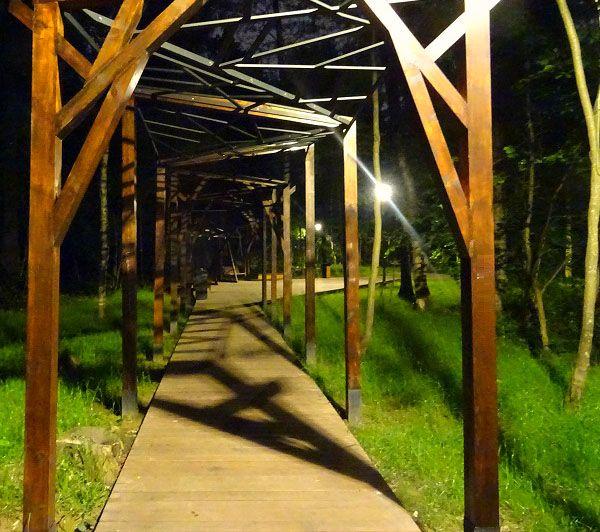 парк, Филатов луг